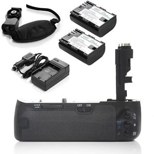 BG-E9-Battery-Grip-for-Canon-EOS-60D-60Da-2x-LP-E6-Battery-Charger-Hand-Grip