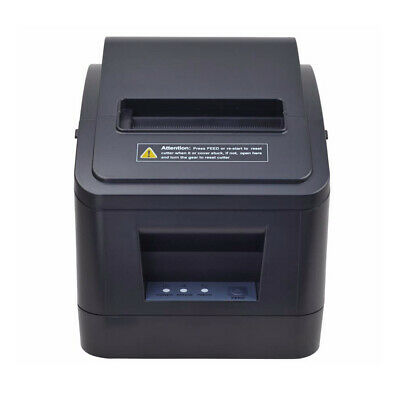 Us Thermal Printer Usb 318 80mm Receipt Printer Pos Printer With Auto Cutter