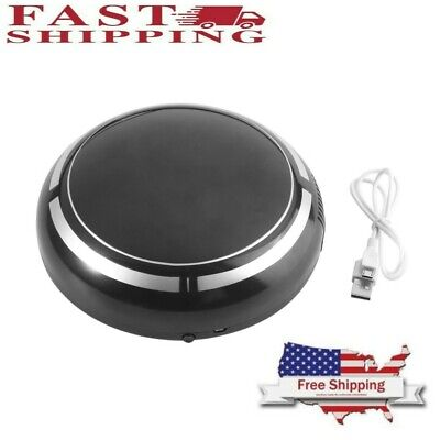 Smart Sweeping Robot Vacuum Cleaner Floor Edges Dust Clean Auto Suction Sweeper