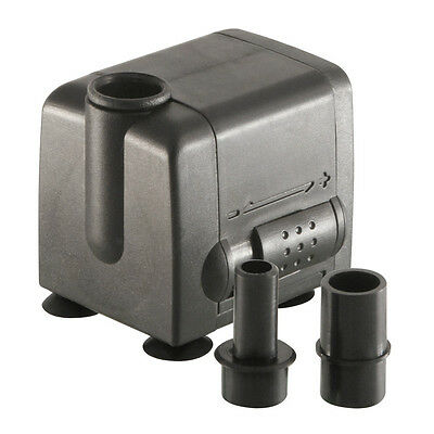 ViaAqua VA-302 Submersible Aquarium Powerhead Hydroponic Fountain Pump - 160 GPH