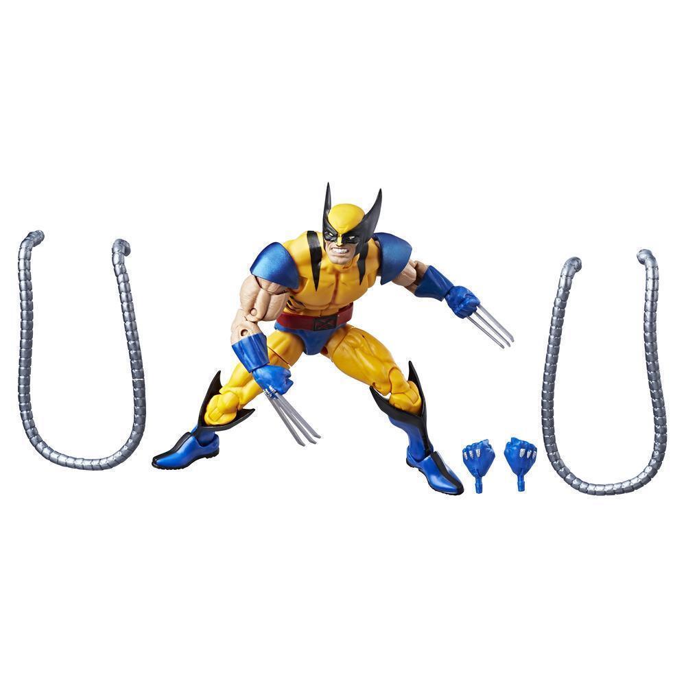 Marvel X-Men 6-inch Legends Series Wolverine in Comic Book Heroes ... 3b9f7208115