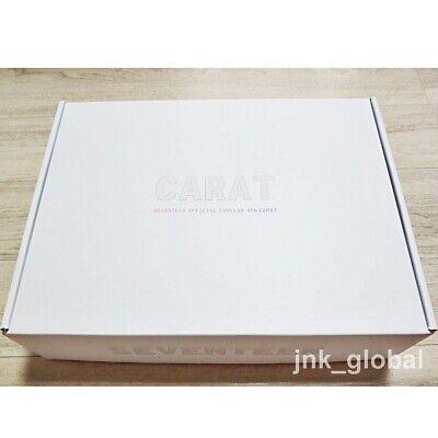 Seventeen Official 4Th Carat Membership Fan Kit Full Package Set + Free Track