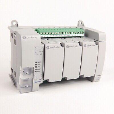 New -allen-bradley Micro830 24 Io Controller 2080-lc30-24qwb
