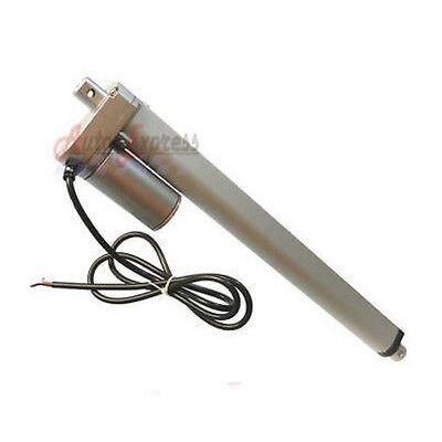 Linear Actuator 12  Inch Stroke Heavy Duty 12 Volt Dc 200 Pound Max Lift
