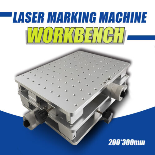 2 Axis SFX Moving Working Table XY Table for Laser Marking Engraving Machine