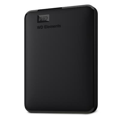WD Elements Portable 1TB Manufacturer Refurbished Hard Drive by Western Digital