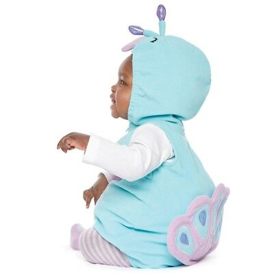 Carters Baby Girl 3 6 9 12 18 24 Months Peacock Halloween Costume Holiday