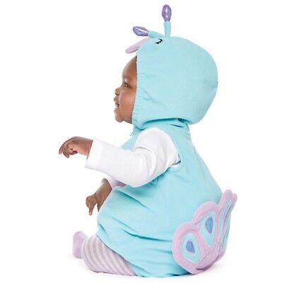 Carters Baby Girl 12 18 24 Months Peacock Halloween Costume Holiday - Halloween Costumes 18-24 Months Girl