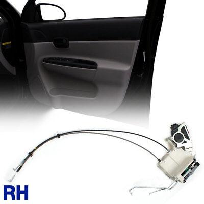 2006-2010 Optima Rear Door Lock Actuator Motor Left Driver Side Latch OEM