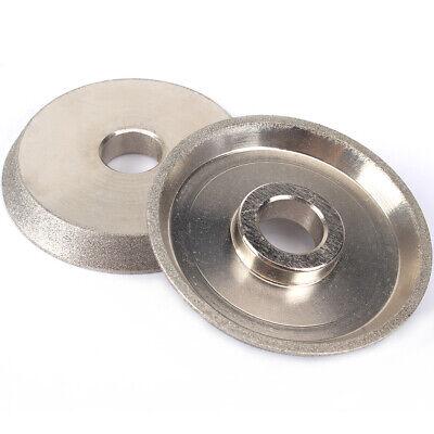 3inch Diamond Grinding Wheel For Tungsten Milling Sharpener Grinder Accessories