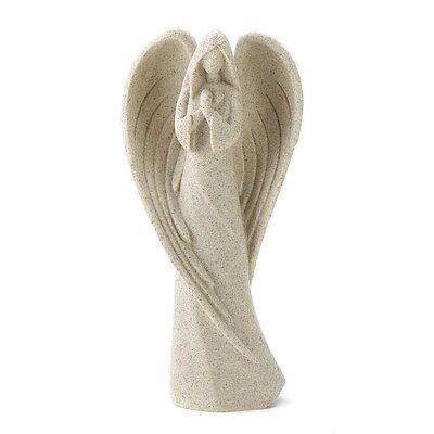 Desert Sand Angel Figurine Praying Cherub  Statue Praying Figurine