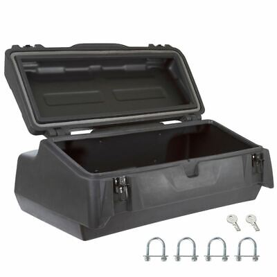 Black Widow ATV-CB-8015 Rear Rack Locking ATV Cargo Box