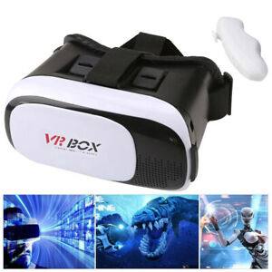VR Headset 3D Virtual Reality VR Glasses Headset Box for Google Samsung iPhone