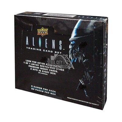 2018 Upper Deck Aliens Hobby Box
