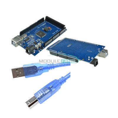 Atmega 2560 Ch340 R3 Board Atmega2560-16au Mega2560 R3 For Arduino Cable