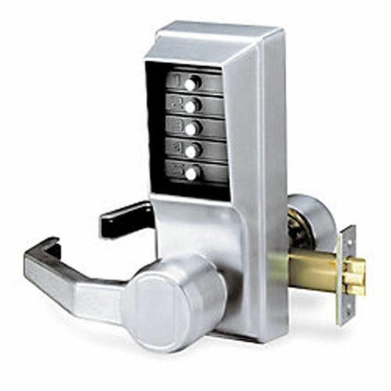 Kaba Simplex L1031 Lock SC LH (LL1031-26D-41)