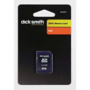 Dick-Smith-8GB-SDHC-Memory-Card-Class-4
