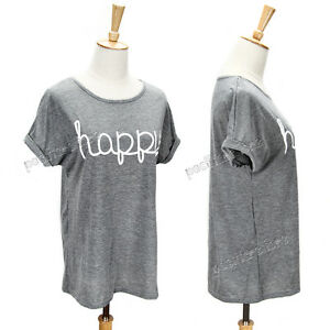 Women-Loose-Cotton-Casual-Short-Sleeve-Blouse-Shirt-Tops-Fashion-Summer-T-shirt
