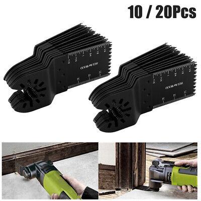 1020pcs Oscillating Multi Tool Saw Blade For Fein Bosch Milwaukee Dewalt Makita