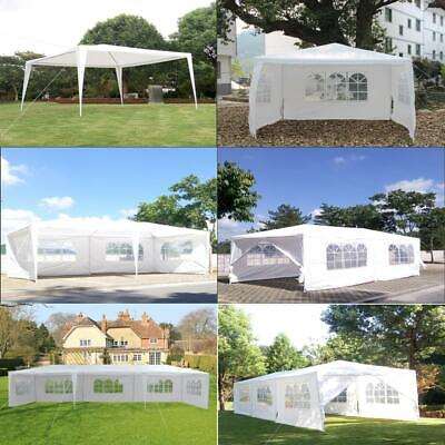 10'x10'/20'/30' Outdoor Canopy Party Tent Patio Heavy duty G