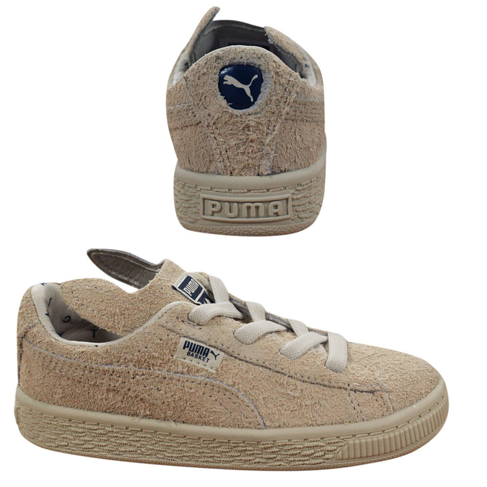 Détails sur Puma x TC Panier KIDS TINY Cottons Baskets nourrissons slip on Beige 366194 01 D112 afficher le titre d'origine