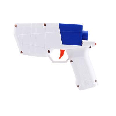 Worker Mod Hurricane Semi-automatic Electric Blaster Modify Toy Blue White