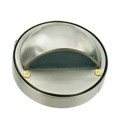 Best Quality Lighting LV50SLV Finished Outdoor Step Light Stainless