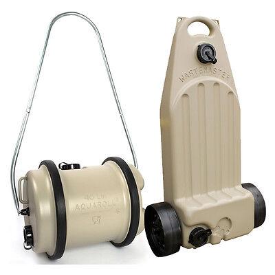 Caravan Water Accessories - Aquaroll & Wastemaster