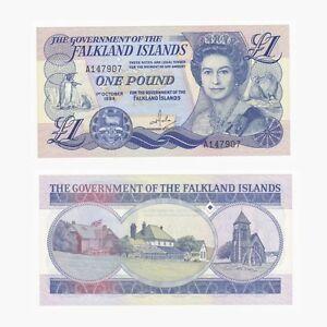 FALKLAND ISLANDS - £1 Banknote - P13a - UNC.