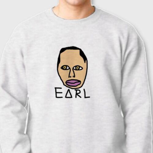 8686f0598354 Details about EARL OFWGKTA Odd Future T-shirt Wolf Gang Tyler YMCMB Crew  Neck Sweatshirt