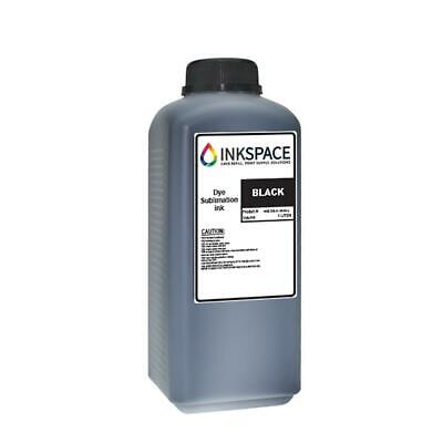 Ricoh Compatible Dye Sublimation Ink 1000 Ml - Black