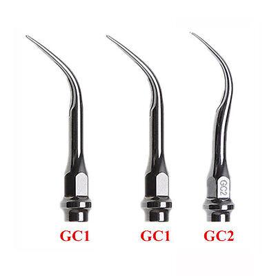 3 Pcs Dental Insert Tip For Kavo Piezo Lux Scaler Ultrasonic Handpiece Gc1 Hjk