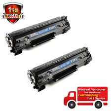 2pk Toner for Canon 128 L100 L110 D530 D560 MF4420n MF4450 MF4550 MF4570dw L190