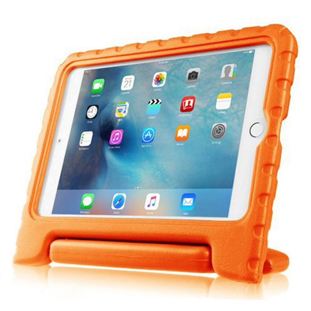 For Apple iPad Pro 12.9 inch Kids ShockProof Safe Foam Stand Case Handle Cover