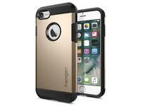 New Spigen champagne gold case for iPhone 7