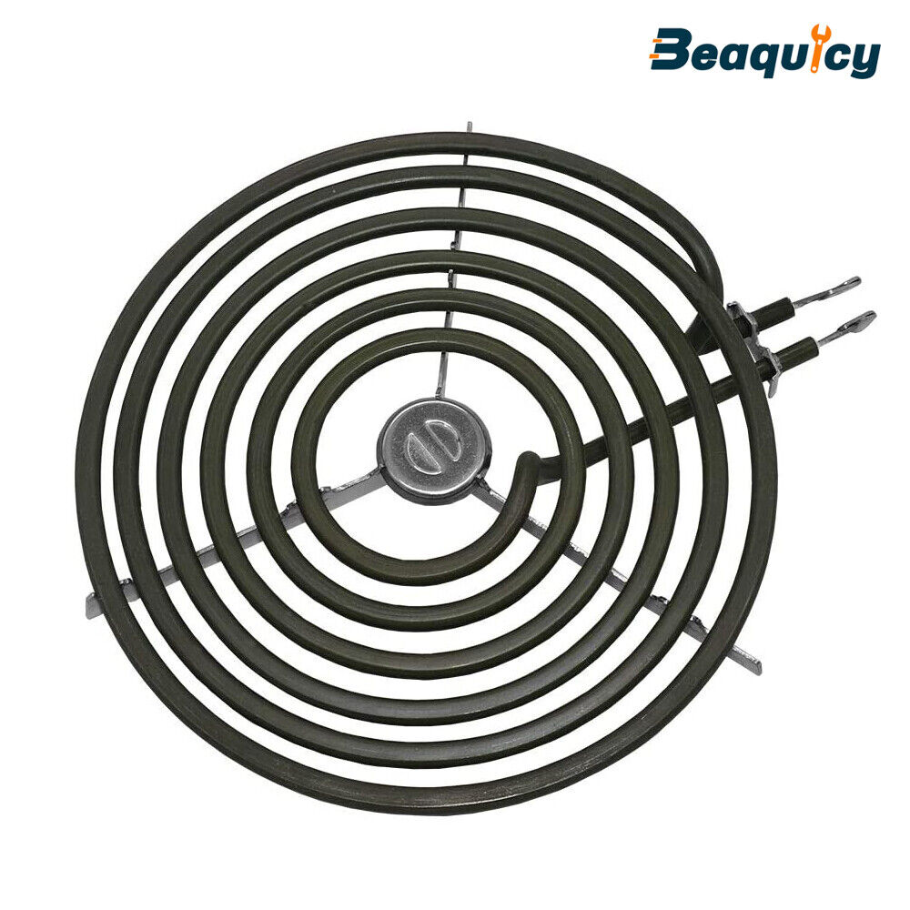 WB30M2 Electric Range Surface Burner Element Large 6 Coils 8