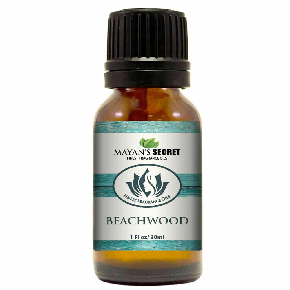 Mayan's Secret- Beachwood- Premium Grade Fragrance Oil (30ml) Candle Making & Soap Making