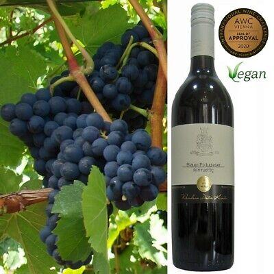 Blauer Portugieser Rotwein feinfruchtig 2019 VEGAN 6 Fl Seal of Approval 2020*