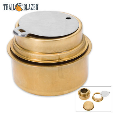 Brass Stove - 7 - Trainers4Me