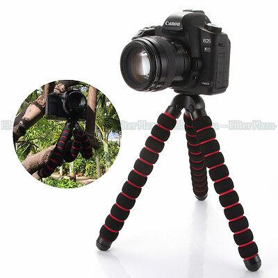 Octopus Flexible Tripod Stand Gorillapod for Camera Digital DV Canon Nikon Large