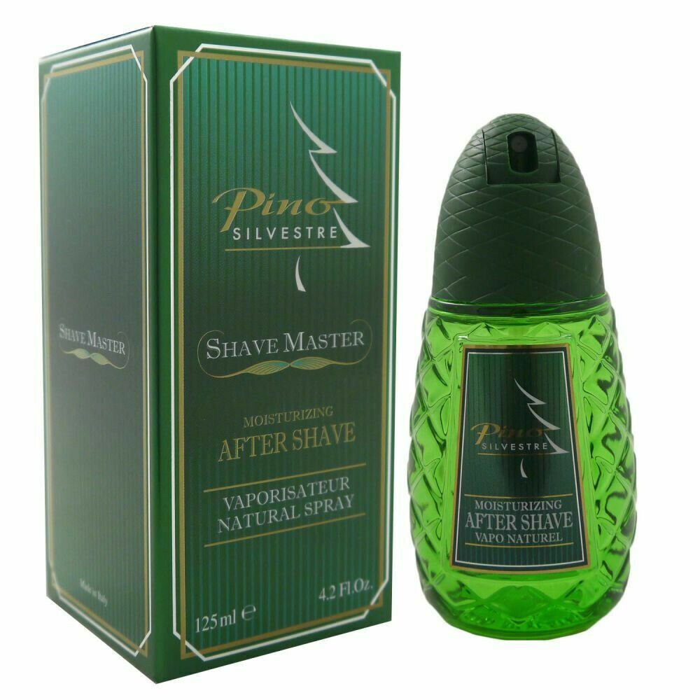 Pino Silvestre Original 125 ml Aftershave After Shave Natural Spray NEU & OVP