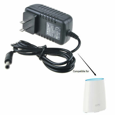 AC Adapter Charger Power for Netgear Orbi Router RBR40 RBR40 Supply Cord