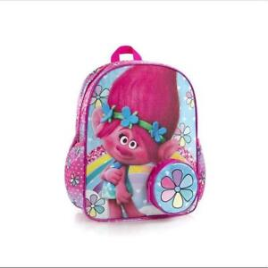 DreamWorks Trolls Core School Bag Backpack for Kids - 15 Inch [Poppy]
