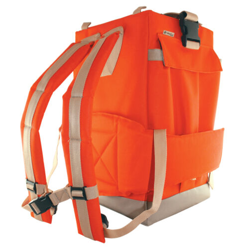SiteproTotal Station Top Loading Field Backpack For Surveying Construction