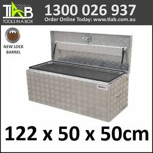 Aluminium Top Toolbox Truck Ute Trailer Camper Caravan 1255 Prestons Liverpool Area Preview