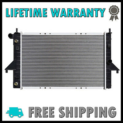 New Radiator For Saturn SC1 SC2 SL SL1 SL2 SW1 SW2 94-02 1.9 L4 Lifetime Waranty
