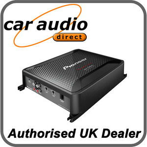 PIONEER-GM-D8601-Car-Audio-Class-D-Mono-Bass-Power-Amp-Amplifier-Sub-1600W-Max