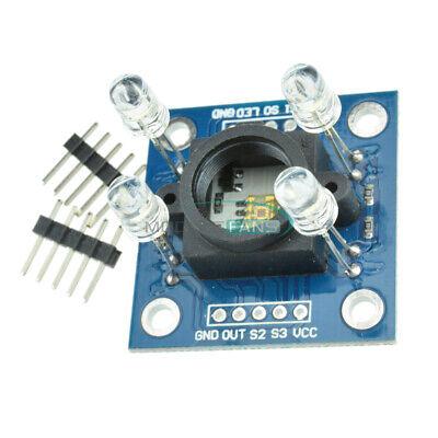 Tcs230 Tcs3200 Detector Module Color Recognition Sensor For Mcu Arduino