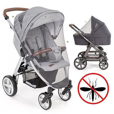 Universal Insektenschutz / Mückennetz / Moskitonetz für Kinderwagen und Buggy