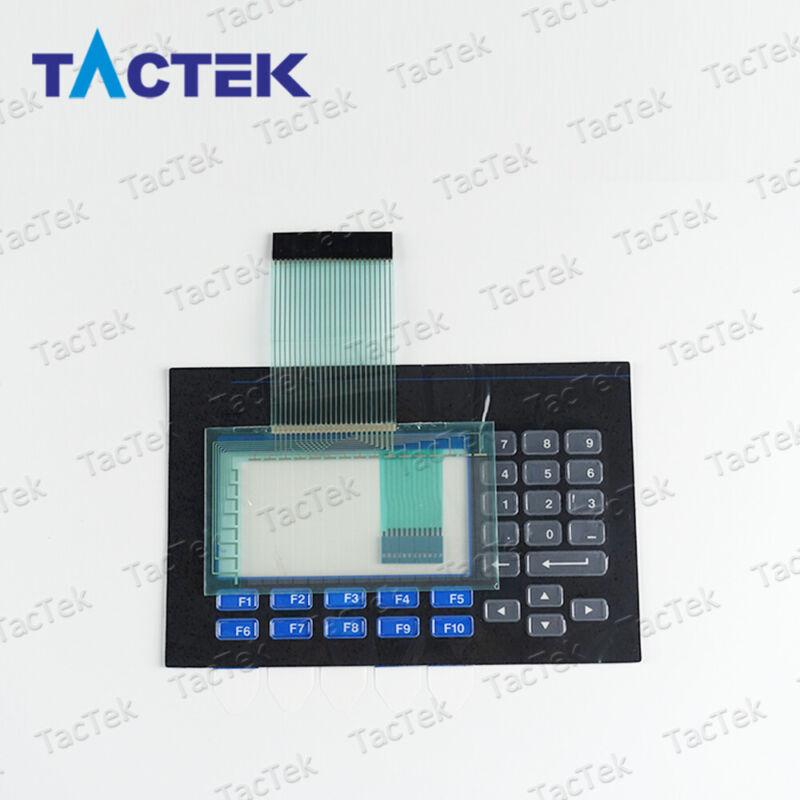 Touch Screen for 2711-B5A2 2711-B5A5 2711-B5A8 + Membrane Keypad